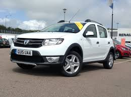 renault dacia sandero dacia sandero stepway laureate tce for sale at lifestyle renault