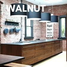 modern wood slab kitchen cabinets modern walnut kitchen cabinets modern kitchen design