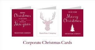 clever corporate christmas cards cheminee website