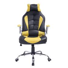 gaming desk chair aosom gaming chair aosom com