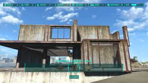 Modern House Ideas Fallout 4 Wasteland Workshop Lets Build A Modern House 2 0