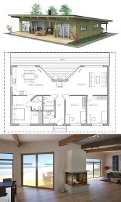 Small Home Plans With Porches Small House Plan With Three Bedrooms Love The Porch Fireplace