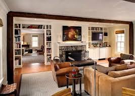 cabin living room decor home design ideas