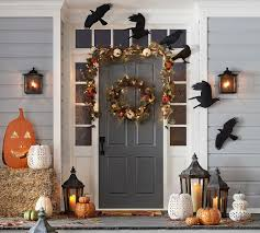 Mini Halloween Ornaments by Pottery Barn Halloween Collection 2017 Popsugar Home