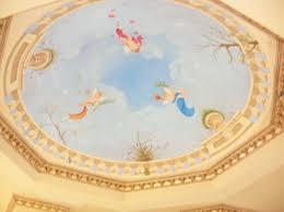 ceiling murals la royal artist