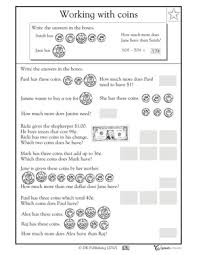 collections of first grade math word problems printable worksheets