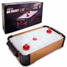 Table Top Hockey Game For Really Small Apartments Or Really Small People It U0027s Mini