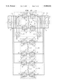 lexus rx300 exhaust system parts patent us5388021 voltage surge suppression power circuits
