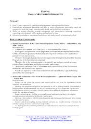 Best Marketing Resume Samples by 7 Best Images Of Strategic Planning Marketing Resume Samples