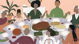 thanksgiving is a day to celebrate no matter our problems