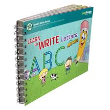 LeapFrog LeapReader Deluxe Writing Workbook  Learn to Write Letters with Mr  Pencil Toys R Us