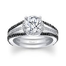 white and black diamond engagement rings barkev s black diamond engagement ring 7899lbk barkev s