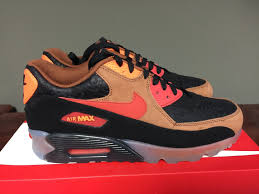 halloween sneakers nike air max 90 ice