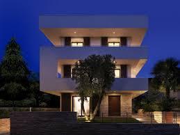 Italian Maze House With Geometric Exterior Sliding Interior Walls - Italian home design