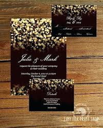 black and gold wedding invitations brown and gold wedding invitations designing inspiration gold