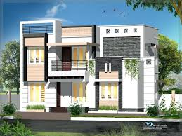 contemporary style house plans new style home elevation contemporary style house elevation model