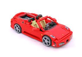 ferrari lego ferrari 430 spider 1 17 lego set 8671 1 building sets u003e racers