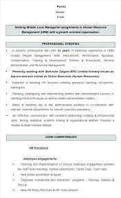 director human resources resume human resources skills resumes vice president of human resources