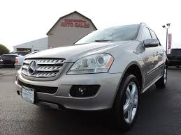 mercedes m suv 2008 used mercedes m class suv at conway imports serving