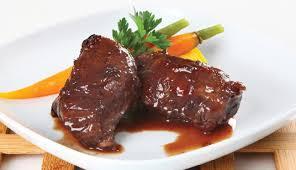 cuisiner de la joue de boeuf recette noix de joue de porc braisee au cidre