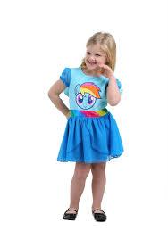 mlp rainbow dash tulle costume dress for girls