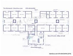horse barn with living quarters floor plans barn floor plans 3 stall horse barn floor plans 6 stall barn with