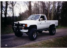 1987 toyota pickup pictures cargurus toy pinterest