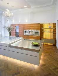 floating kitchen island floating kitchen kitchen contemporary with stainless steel