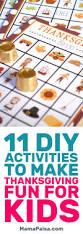 diy indoor games 11 diy activities to make thanksgiving fun for kids thanksgiving