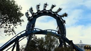 Six Flags Rides Ga Batman The Ride Backwards Roller Coaster Pov Six Flags Over