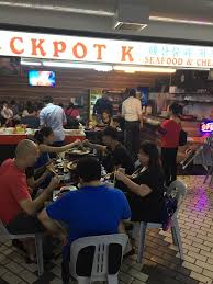 diner k che jackpot k seafood cheese bbq buffet home singapore menu