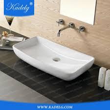 White Drop In Bathroom Sink Drop In Bathroom Sinks Drop In Copper Bathroom Sinks Are Easy To