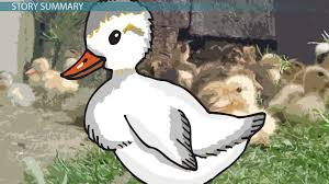 the ugly duckling summary characters u0026 author video u0026 lesson