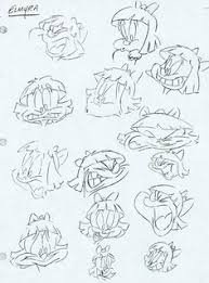 early sketches of famous cartoon characters famous cartoons