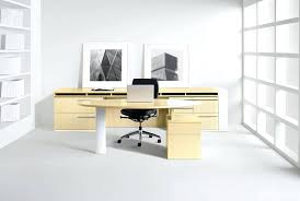 Chair Office Design Ideas Adorable Office Design Ideas Maple Wood Furniture Gloss Finish