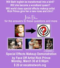 makeup classes in nashville tn special effects makeup demonstration necat network