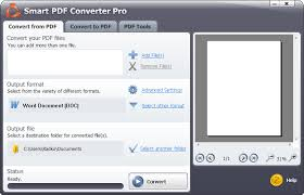 Convert Pdf To Word Smart Pdf Converter Convert Pdf To Word Ecxel And Other