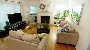 How To Decorate A Small House On A Budget by Living Room Style On A Budget Hgtv