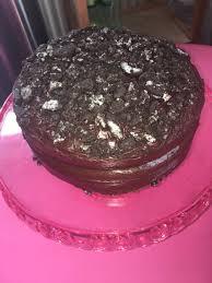 cuisine am ag en u chantelle on crushed oreo and nutella fudge cake made