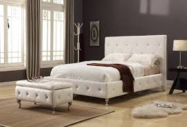 White Bedroom Storage Bench Tufted Bed Bench Leather Tufted Bed Bench Tufted Bedroom Storage