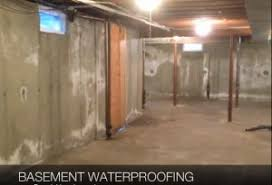 waterproofing basement walls home renovation how to