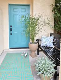 Bench By Front Door Porch Upgrades Outdoor Benches Centsational Style