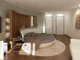 chambre a coucher images chambre moderne lit rond ameublement avec
