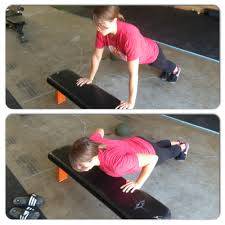 stop doing modified push ups from your knees redefining strength