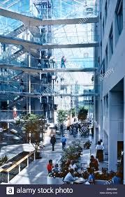Scandinavian Sweden Stockholm Sas International Headquarters Building