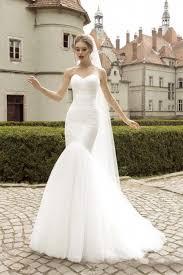 simple mermaid wedding dress rosaurasandoval com