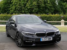 bmw 5 series 530d m sport for sale used 2017 bmw 5 series 530d xdrive m sport 4dr auto for sale in