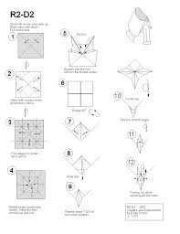 paper star wars origami diagrams posted in how to origami