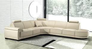 canapé angle cuir blanc canape simili cuir blanc