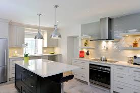 Kitchen Island Cooktop Kitchen Island With Cooktop Kitchen Transitional With Beige Tile